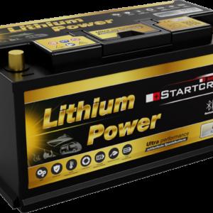 Lithium Power 100 AH inkl. App inkl. Versand
