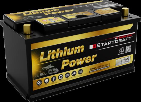 Lithium 100 AH