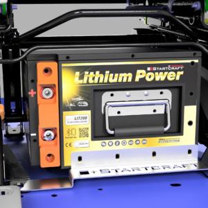 Lithium Power 200 AH inkl. App inkl. Versand